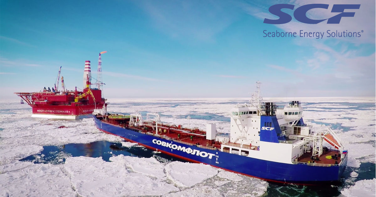Arctic oil discovery